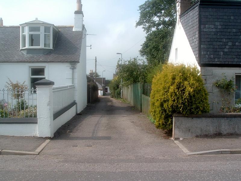 Bisset Lane, Laurencekirk