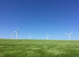 Mearns windmills
