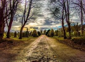 Laurencekirk cemetery