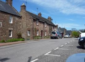 Fettercairn street