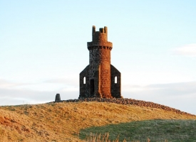 Johnston Tower by Lloyd Craig