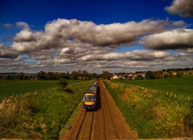 laurencekirk train