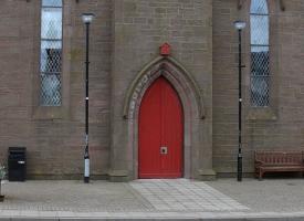 Masonic hall Laurencekirk