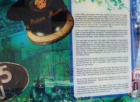 Laurencekirk railway history