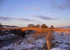 winter-sun-on-the-bridge