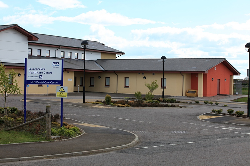 Laurencekirk Health centre