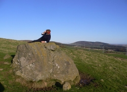 marion-on-a-rock
