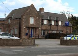 Laurencekirk police station