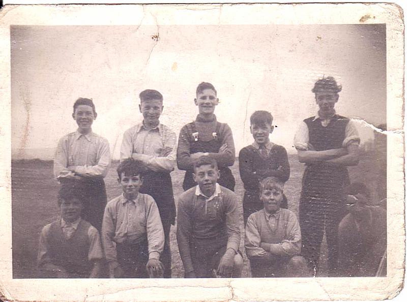 Fordoun-Footballers-1950
