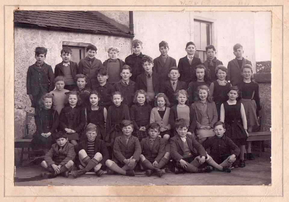 Redmyre-pupils-1947-8