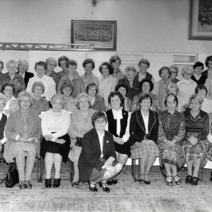 Laurencekirk Townswomens Guild 1980