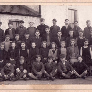 Redmyre-pupils-1947-8