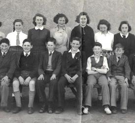 A Class Laurencekirk School