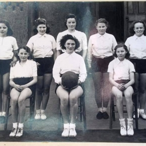 Laurencekirk School 1946