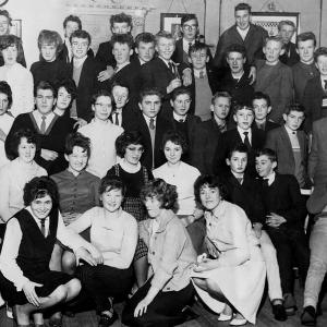 Laurencekirk Youth Club 1960s.jpg
