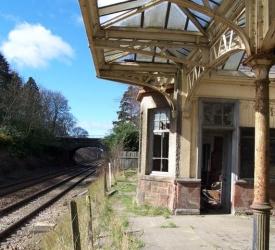 Old-Laurencekirk-Station