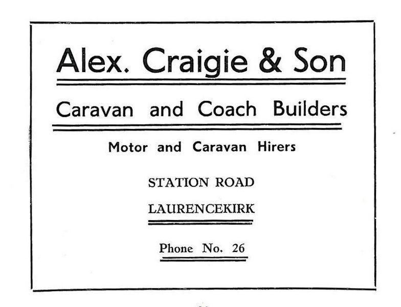 Alex Craigie and Sons
