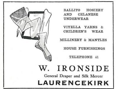 W Ironside