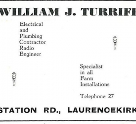 William Turriff