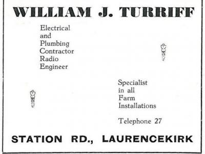 William Turriff