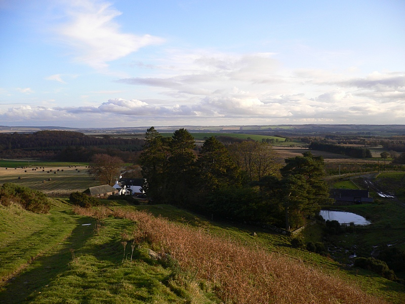 Howe of the Mearns view