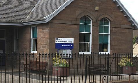 Laurencekirk community centre