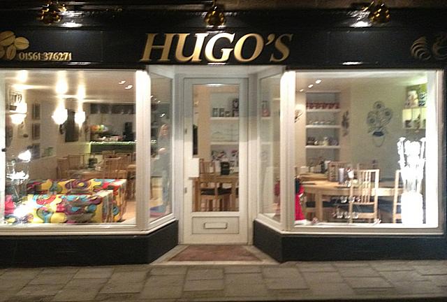 Hugo's Laurencekirk