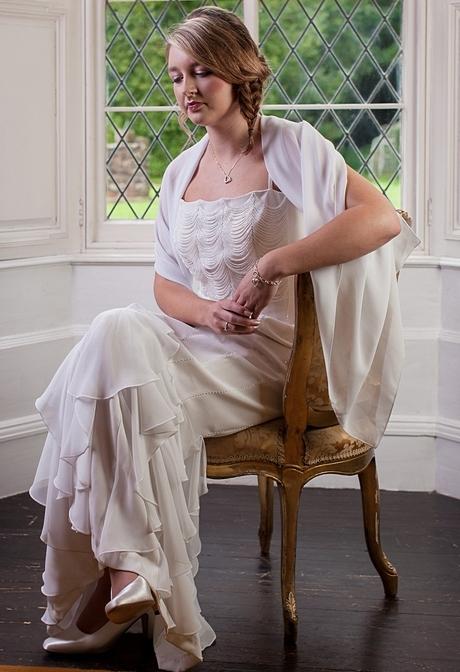 Wedding Dress by Lorna Forbes