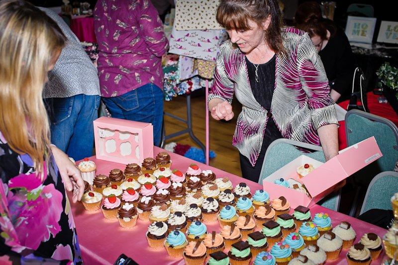 Hannah Bakes Cakes. Photo courtesy of Codex Photography.