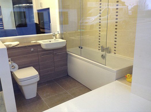 CNG Designs bathrooms
