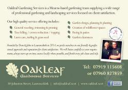 Oakleaf Gardening Services