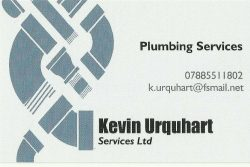 Kevin Urquhart services