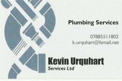 Kevin Urquhart services