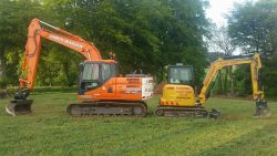 Chris Warden Plant Hire Ltd