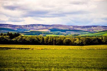 Laurencekirk hills